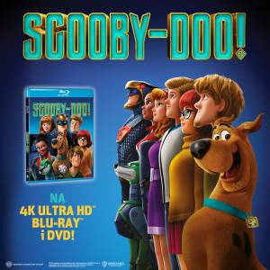 50 lat Scooby'ego na dvd